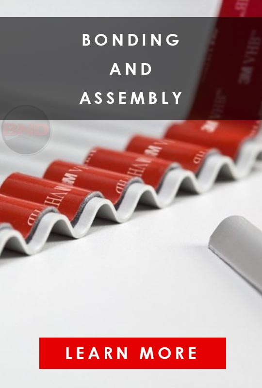3M Adhesives & Tapes - Bonding & Assembly