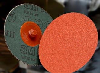 3M Cubitron II Roloc Discs