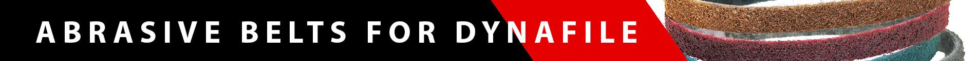 Dynafile - Abrasive Belts