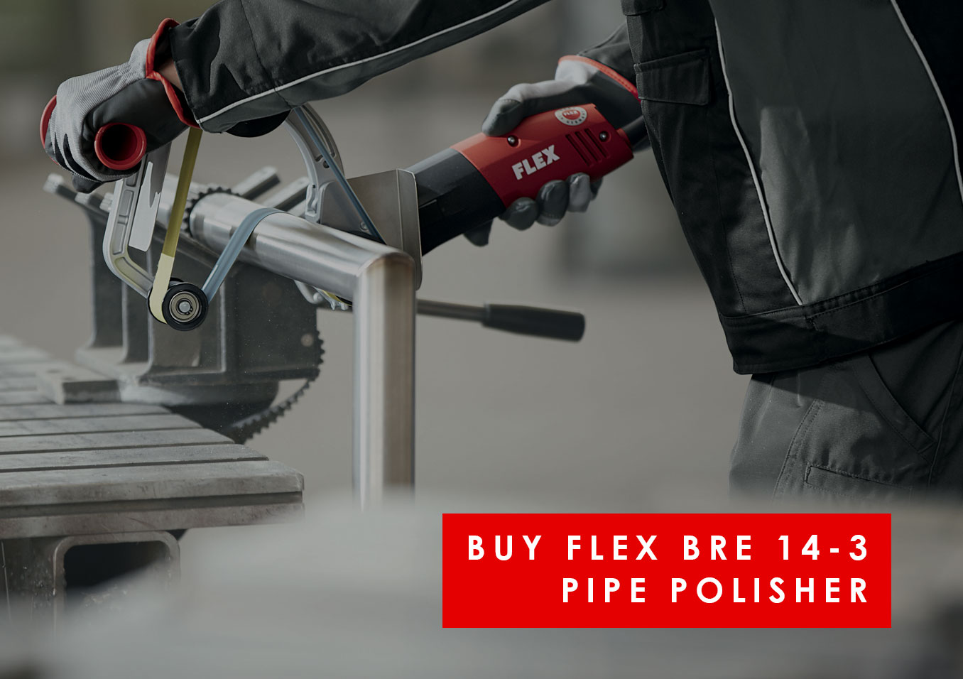 Flex Pipe Polisher