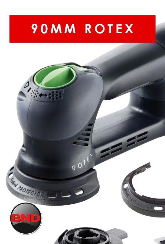 90mm Rotex RO90 Sander