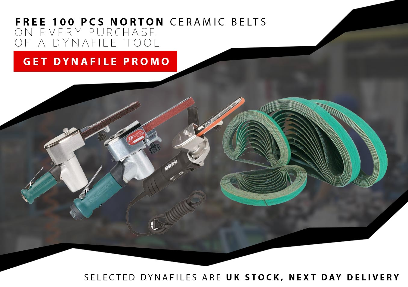Dynafile Filebelt Promotion