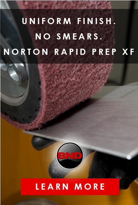 Norton Rapid Prep XF