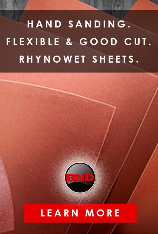Indasa Rhynowet Redline Waterproof Sheets