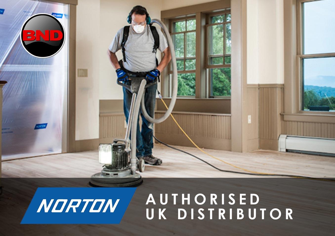 Norton Floor Sanding UK Authorised Distributor
