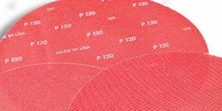 Buy Norton Red Heat Mesh Screens 407mm Buffer Buffing Pad