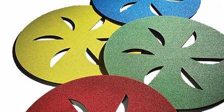 Buy Norton SandDollar Sand Dollar Buffing Pads
