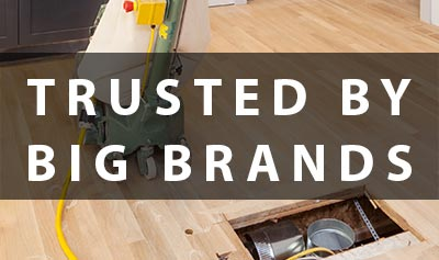 BND Abrasives - Trusted by the Major Brands