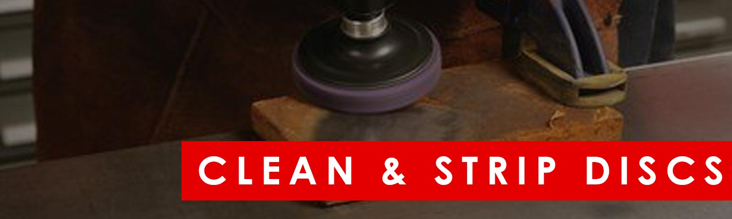 Clean & Strip Discs (Rust Removal)