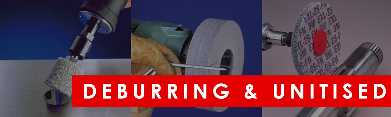 Deburring / Unitised Wheels