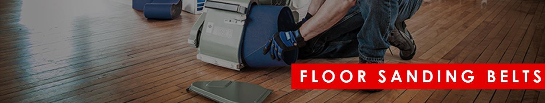 Floor Sanding Belts