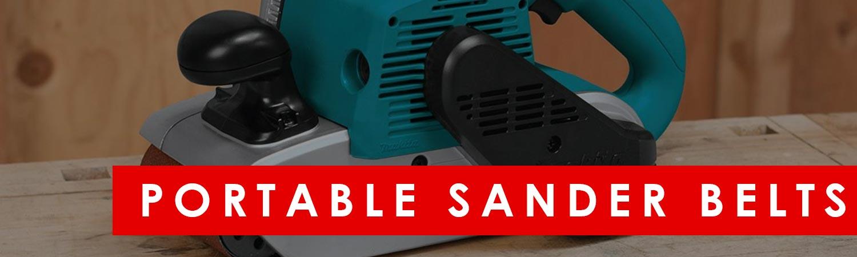Portable Belt Sander