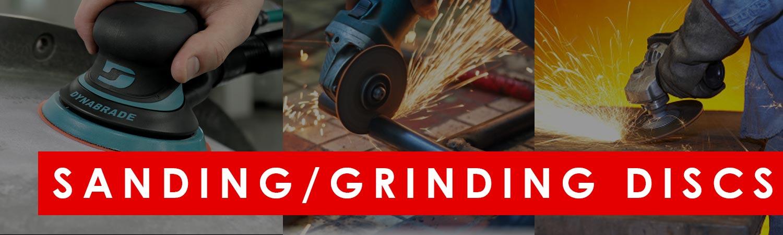 Sanding & Grinding Discs
