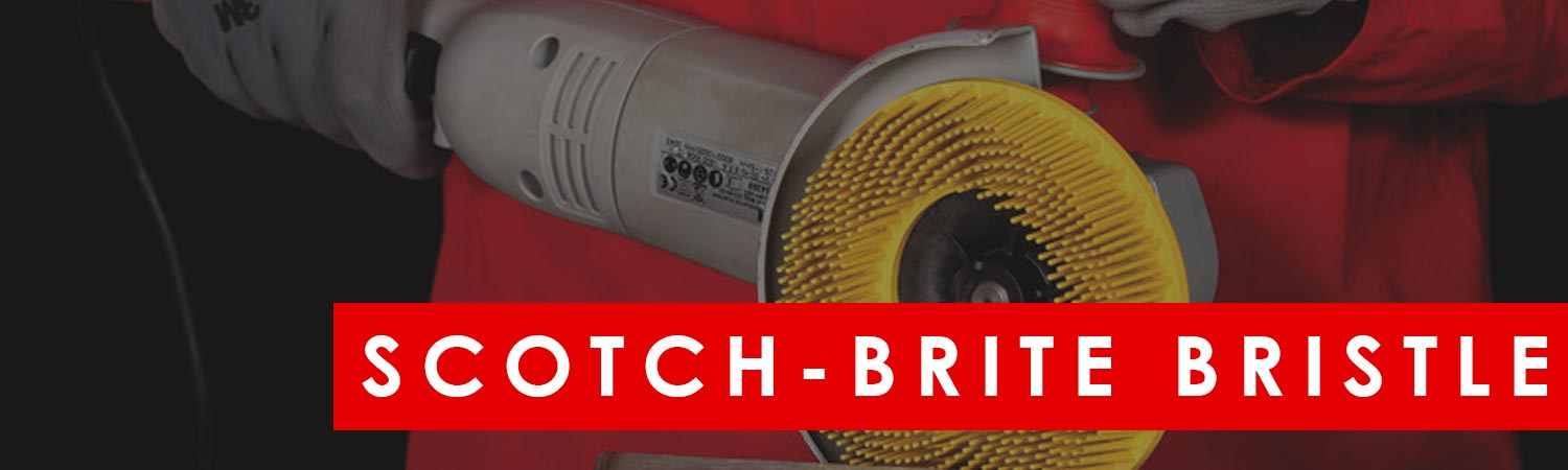 Scotch-Brite Bristle Abrasives