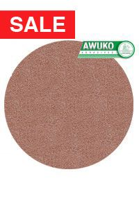Awuko KT62X A/Oxide Cloth Velcro Discs - 150mm P80 Velcro Backed - Pack of 50
