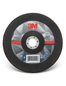 3M 769F Cubitron II Flap Disc 125mm x 22mm Conical - Pack of 10