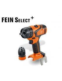 FEIN ASB18Q Hammer Drill Driver 18v SELECT (71132364000)