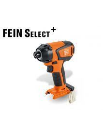 FEIN ASCD12-150W4 12v Cordless Impact Wrench SELECT (71150564000)