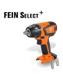 FEIN ASCD18-300W2 Cordless Impact Wrench 18v Select (71150664000)