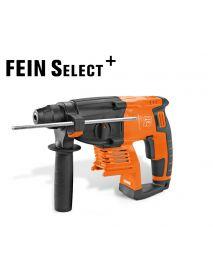FEIN ABH18 Rotary Hammer Drill 18v SELECT - Bare (71400164000)