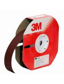 3M 314D Aluminium Oxide Utility Cloth Roll 50mm x 25M (Various Grits Available)