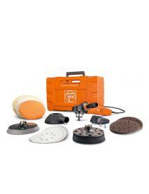 FEIN WPO 14-15E Marine Polisher Repair Set 230v (GP) 12 accessories in case (72214850010)