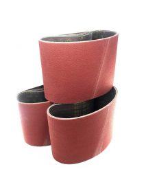 3M 784F Cubitron II Floor Sanding Belts 200mm x 750mm 80+ (Pack of 5)