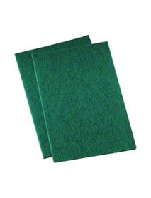 3M 7496 GP Green ScotchBrite Handpad 155mm x 225mm (Pack of 20)
