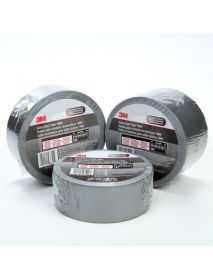 3M 1900 Silver Duck Tape Roll 50mm x 50m