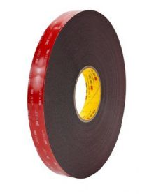 3M 5952F VHB Acrylic Foam Tape 25mm x 33M (5952F25) - Pack of 3