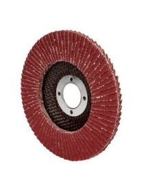 3M 947A Cubitron II CONICAL Flap Disc 100mm x 16mm 40+ - Pack of 10 (65049)