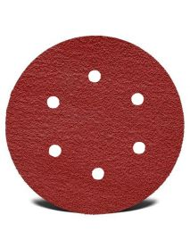 3M 947A Hookit Cubitron II Cloth Disc 150mm 6 Holes  - Pack of 25