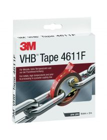 3M 4611F VHB Acrylic Foam Tape - 12mm x 33m