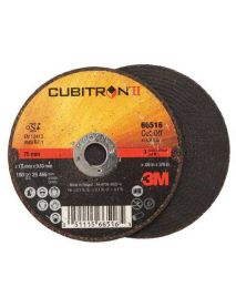 3M Cubitron II Cut-Off Wheel T41 100mm x 2mm x 15.88mm (65501) - Pack of 25