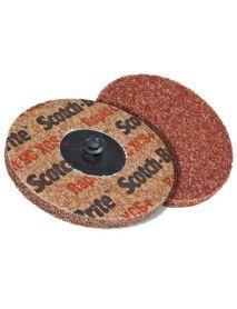 3M RC-UR Rapid Cut Unitised Roloc Disc (With Cubitron II Grain) 75mm x 6mm (Pack of 15)