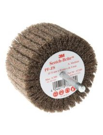 3M FF-ZS/PF-ZS ScotchBrite Flap Brush with Spindle 75mm x 45mm