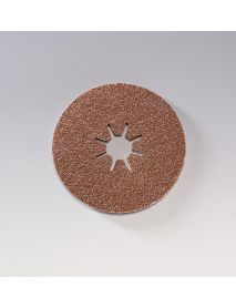 SIA 4961 Aluminium Oxide Fibre Disc 125mm x 22mm - Pack of 50