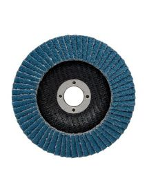 3M 566A Flap Discs Zirconia Angled - 100mm x 16mm - Pack of 10