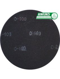 Awuko SQ50Z Silicon Carbide Net  Abrasive Mesh Screen Disc 407mm P150 - Pack of 10 (for 16 inch Buffing Machines)