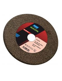 Norton Grinding Wheel 200mm x 25mm x 31.75mm A 60 N VS (Straight - Shape 01) - Pack of 2