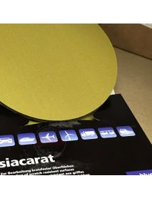 SIA 7240 siacarat Diamond Discs 150mm P3000 - Pack of 2 (9967.9911.3000)