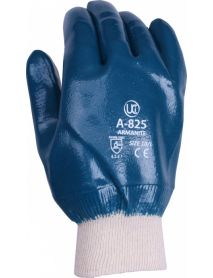 UCI A825 Armanite Heavy Duty Nitrile Gloves (Pack of 12 Pairs) - General Handling, Wet / Oil / Grease