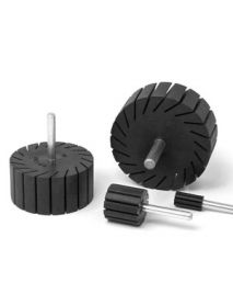 Flexi Rubber Spiraband Holders on 6mm Shank (Various sizes Available)