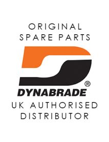 "Dynabrade 94943/7 Standard Coaxial Hose Assembly 1-1/4"" (32 mm), 7 Meters, for Non-Dynabrade Vacs (Original Dynabrade Spare Parts)"
