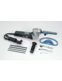 "Dynabrade 40611 Electric Dynafile® II Kit 11,000 RPM, 120 V (AC), 7.5 Amp, 60 Hz, for 1/4""-1/2"" W x 18"" L (6-13 mm x 457 mm) Belts"