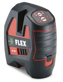 Flex 456004 ALC 3/1-G  Electric Cross-Line Laser