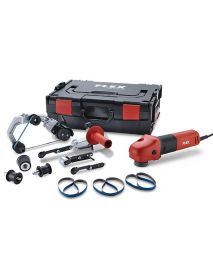 Flex 453463 BRE 8-4 INOX Set 230/CEE  Electric Pipe Belt Sander