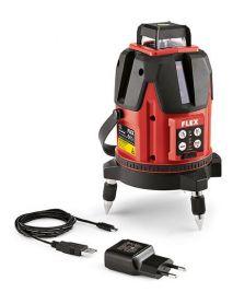 Flex 458600 ALC 8  Electric Cross-Line Laser