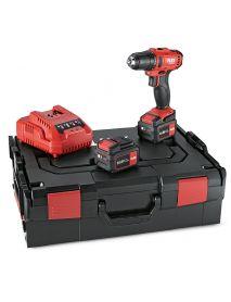 Flex 418064 DD 2G 10.8-LD/4.0 Set  Electric Cordless Drill Driver