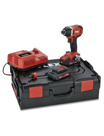"Flex 462780 ID 1/4"" 18.0/2.5 Set  Electric Cordless Impact Driver"